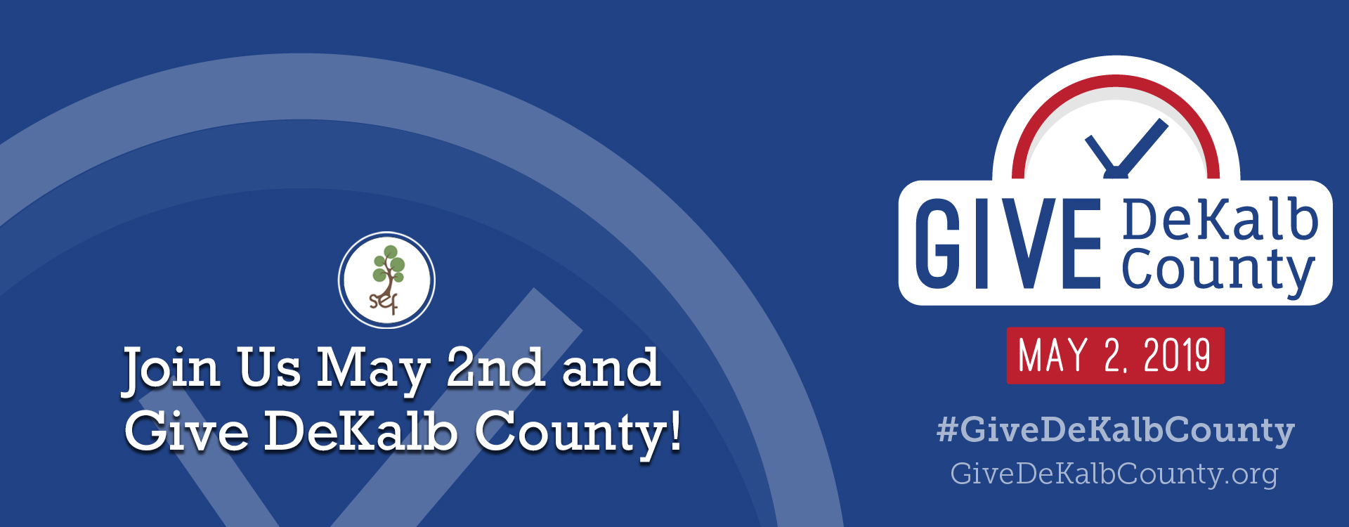 Give DeKalb County 2019 - SEF